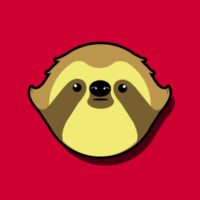 Sloth red